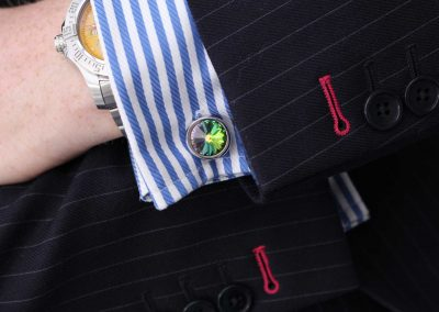 cufflink-on-suit