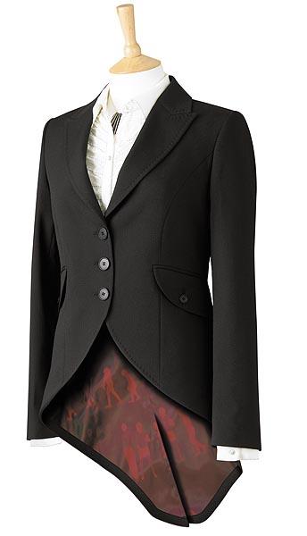 Tailored-tailcoat